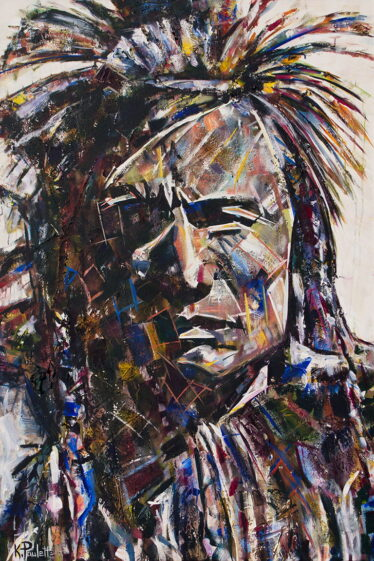 american indian painting
