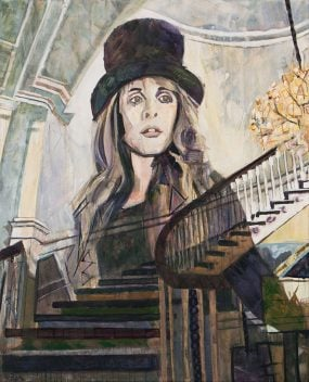 Stevie Nicks painting